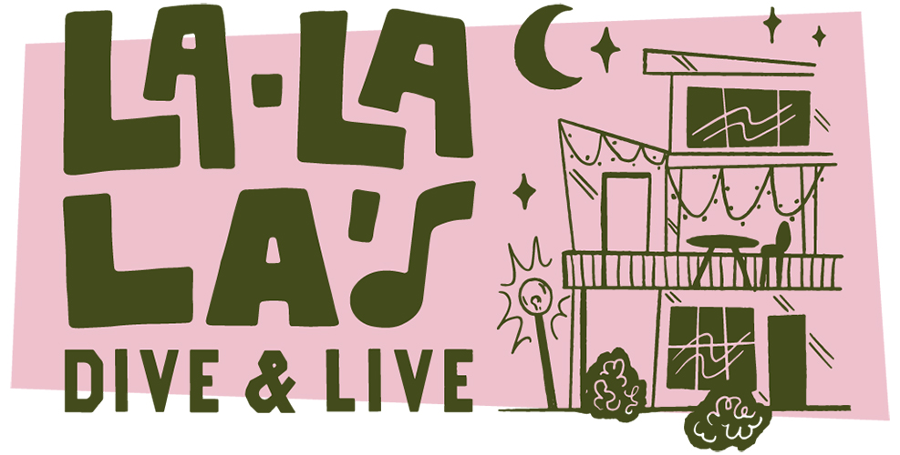 La La La's - Dive and Live Wollongong